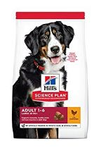 Hill's Can.Dry SP Adult Large Chicken 2,5kg
