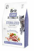 Brit Care Cat GF Sterilized Weight Control 2kg