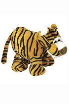 Hračka pes ZOO Park tiger plyš 16-22cm