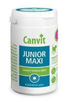 Canvit Junior MAXI ochucené pro psy 230g