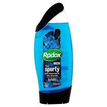 Radox sprchový gel Men 2v1 Feel Sporty 250ml