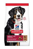 Hill's Can.Dry SP Adult Medium Lamb&Rice 14kg