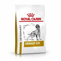 Royal Canin VD Canine Urinary S/O 7,5kg