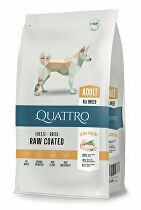 QUATTRO Dog Dry Premium All Breed Adult Hydina 3kg