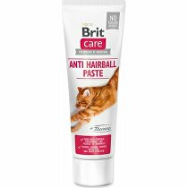 Brit Care Cat Paste Antihairball with Taurine 100g