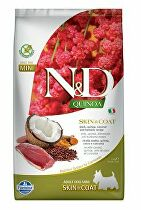 N&D Quinoa DOG Skin & Coat Duck & Coconut Mini 2,5kg