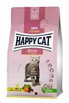 Happy Cat Junior Land-Geflügel / Hydina 4kg