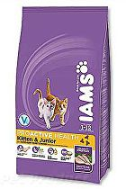 Iams Kitten rich in Chicken 10kg
