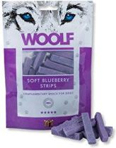 WOOLF pochoutka soft Blueberry strips 100g