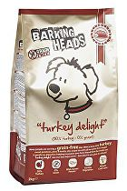 BARKING HEADS Turkey Delight GRAIN FREE - VZOREK 40g