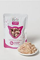 Brit Care Cat kapsa Chicken & Duck Pouch 80g