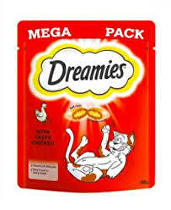 Dreamies Big Bag kuřecí 180g
