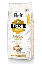 Brit Dog Fresh Chicken & Potato Adult Great Life 2,5kg