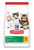 Hill's Fel. Dry Kitten Chicken 1,5kg