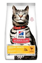 Hill's Fel. Dry Adult Urinary Health Chicken 3kg