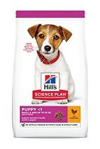 Hill's Can.Dry SP Puppy Small&Mini Chicken 3kg