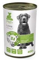Dibaq Dog Pet+ konz. Adult Lamb 400g
