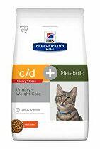 Hill's Fel. C/D dry Urinary Stress+Metabolic 8kg