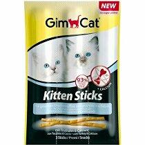 Gimpet Sticks Kitten moriak + calcium 3ks