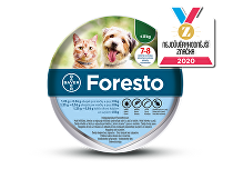 Foresto 38 obojok pre malé psy 1ks