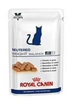 Royal Canin VD Feline Weight Balance 12x100g kaps