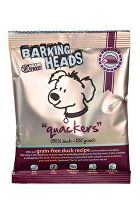 BARKING HEADS Quackers GRAIN FREE - VZOREK 40g