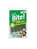 Brit pochoutka Let's Bite Munchin' Mineral 105g NEW