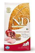 N&D Low Grain DOG Puppy Mini Chicken & Pomegr 800g