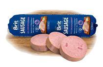 Brit Sausage Chicken & Rabbit 800g New