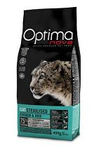 Optima Nova Cat Sterilised 8kg