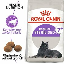 Royal canin Kom. Feline Sterilised 7+ 400g