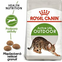 Royal canin Kom. Feline Outdoor 10kg