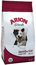 Arion Dog friends Lamb Rice multi vital 15kg
