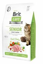Brit Care Cat GF Senior Weight Control 2kg