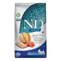 N&D OCEAN DOG Adult Mini Salmon & Cod & Melon 800g