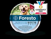 Foresto 70 obojok pre psov 1ks