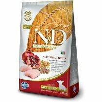 N&D Low Grain DOG Puppy Mini Chicken & Pomegr 800g