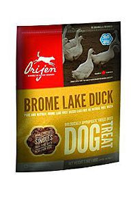 Orijen Dog  pochoutka F-D Brome Lake Duck 100g