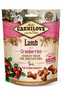 Carnilove Dog Crunchy Snack Lamb&Cranberries 200g