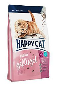 Happy Cat Supr. Junior Geflugel 300g kotě, ml.kočka