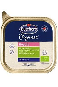 Butcher's Dog Organic Beauty s krůtím vanička 150g
