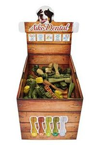 Dental brush S 7cm/150ks box