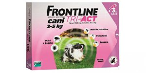 Frontline Tri-act Spot-on XS (do 2-5kg) 1 pipeta