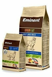 Eminent Grain Free Adult Large Breed 2kg