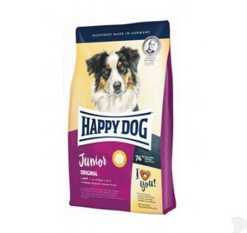 happy dog supreme junior original 10kg dobr miska. Black Bedroom Furniture Sets. Home Design Ideas